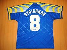 PARMA ITALY # 8 STOICHKOV 1995 1997 MAGLIA AWAY FOOTBALL SHIRT PUMA S