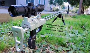 Flymars 2142X Hunting Slingshot Rifle Super High Precise Long distance 12MM Rods