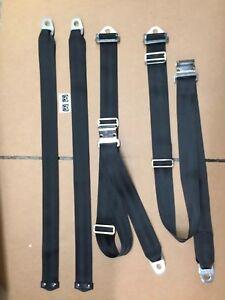 Restoration Kit For  LD3 SHOULDER AND LAP KANGOL SEAT BELTS FOR MERCEDES