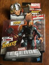 MARVEL LEGENDS TERRAX WAVE THE MIGHTY THOR  AVENGERS NEW MJOLNIR