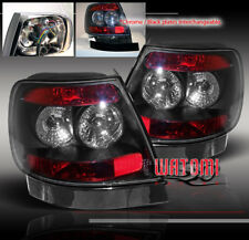 1996-2001 AUDI A4 S4 ALTEZZA TAIL LIGHT BLACK 1998 1999