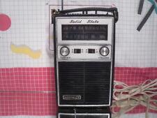 Transistor Radio Aircastle AM/FM AC/DC AF-1405