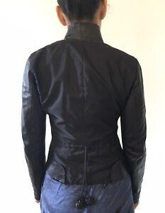 Ermanno Scervino Black Jacket-NWOT Uk8