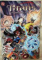 TITANS Scissors, Paper, Stone (1997) DC Comics SqB FINE
