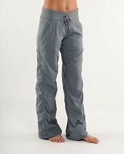 Lululemon Studio Pants Sz 8 Gray