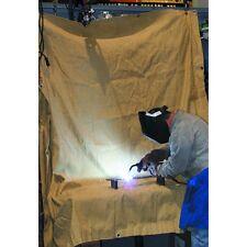 New listing New! 4 Ft. X 6 Ft. Fiberglass Shield Welding Blanket Arc Mig Tig L@K!