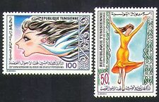 Tunisia 1981 Dove/Woman/Civil Rights/Animation/Birds 2v set (n36474)