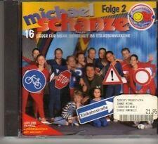 (DG801) Michael Schanze, Folge 2, 16 tracks - 1996 CD