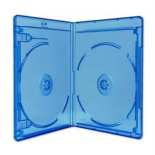 NEW! 5 Premium VIVA ELITE Double Disc Blu-ray Cases - Holds 2 Discs