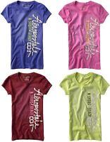 LOT OF 4! Aeropostale T shirts Tee top XS,S,M,L,XL,2XL