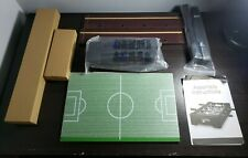 NEW IN OPEN BOX - Tabletop Foosball - Assembly Required - Dark Wood Finish