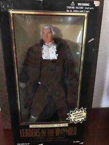 "George Washington Leaders of the World 12"" Poseable Figure"