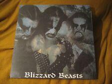 IMMORTAL blizzard beasts GATEFOLD VINYL LP marduk watain