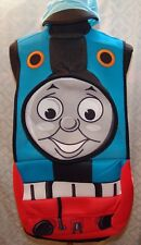Thomas & Friends Child Halloween Costume Train Sz 4 - 6 Hat and Costume 2 pc