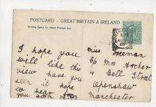 Northampton Squared Circle Postmark 31 Aug 1904 441b