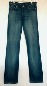 Womans Nobody Jeans Light Blue Size 27 Made In Australia
