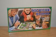 Michigan Rummy Game Set 2-6 Players Fundex Games 1999 NEW