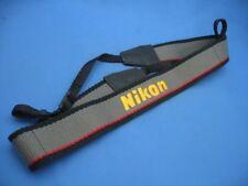 NIKON AN NECK STRAP for 1980's SLR's / XLNT