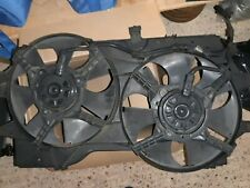 Chrysler Voyager radiator fans 3.3 v6 Breaking Whole Car