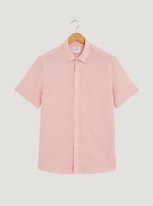 Peter Werth New Mens Quinn SS Shirt - Red