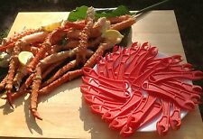 PERFECT PARTY PACK!! 25 ZEECUTT King Crab & Claw Opener