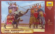 ZVEZDA 1:72 SOLDATINI WAR ELEPHANTS I-III B.C.   ART 8011