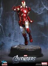 Avengers Iron Mark 7 Dragon Models Vignette Action Figure