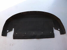 Mazda MX5 MK1 Rear Deck Carpet in Black (Late version)