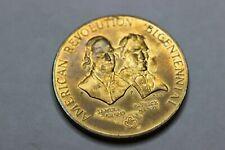 New ListingToken-Medal-Americ an Revolution Bicentennial