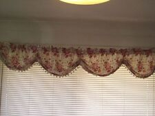 French Country Floral Window Curtains