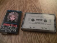 BONNIE TYLER Faster Than the Speed of Night (1983) CASSETTE TAPE Total Eclipse