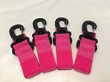 Close Out - Stroller Hook / Hanger with adjustable strap (Total 8 pcs)