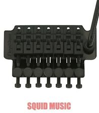 Floyd Rose Original 7 String Black Tremolo System w/ Nut - NEW German Made