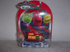 Chuggington Die-Cast - Eddie's Carriage House - New in Package