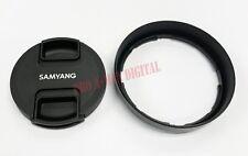 Samyang 49mm Front Lens Cap + Hood for AF 35mm F2.8 FE Sony E