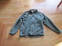 Jacket Fleece Cold Weather GEN III Sage Green Medium! Peckham, USA Mfr!! MINT!!