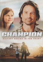 Champion (Judd Brannon) New DVD