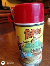 Vintage 1964 Popeye Thermos
