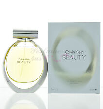 BEAUTY BY CALVIN KLEIN 3.4 OZ  100 ML EDP SPRAY FOR WOMEN NEW IN BOX