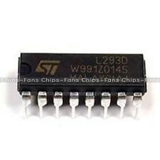 10Pcs L293D L293 Push-Pull Four-Channel Motor Driver IC DIP-16 NEW