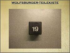 GOLF 1 CABRIO Relais 19 Zentralelektrik VW 191955531