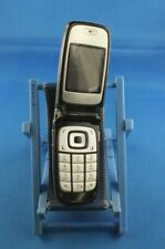 Nokia 6101 Black Silver Mobile Phone klapbar without: Battery, Battery Cover, Charger FAULTY