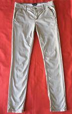MASSIMO DUTTI pantalon Chino Taille 34 Ou Petit 36 État Parfait