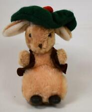 "Vintage Eden Beatrix Potter Peter Rabbit BENJAMIN Bunny Plush 11"" Stuffed Animal"