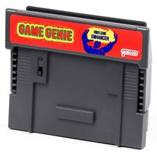 SNES SUPER NINTENDO GAME GENIE ENHANCER GALOOB NEW !!