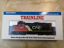 More details for walthers trainline 931-104 ho gp9m canadian national #4497