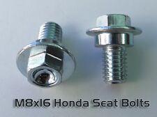Honda CRF M8x16 Shouldered Seat Bolts CRF150R CRF250X CRF450X 90102-MEN-710