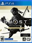 GHOST OF TSUSHIMA DIRECTORS CUT PS4 (Sony PlayStation 4, 2021) Brand New