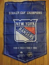 Molson Canadian Coors Light Stanley Cup Winner Banner Flags New York Rangers
