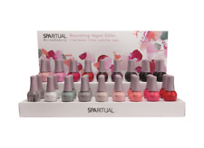 [NEW YEAR BIG SALE]SPARITUAL Nourishing VEGAN Color Nail Polish 0.5oz
